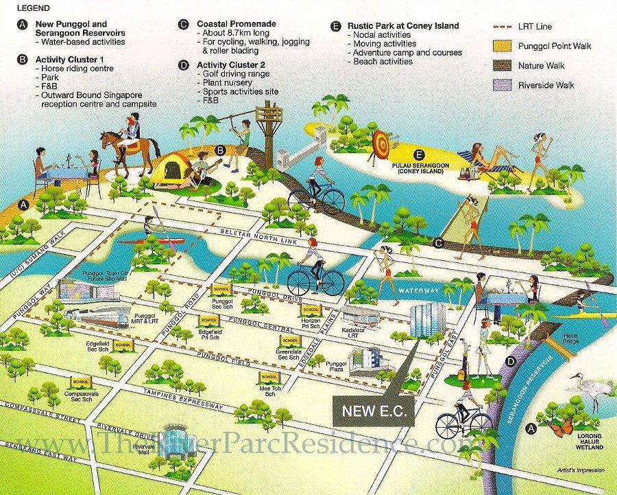 RiverPark EC   Punggol EC